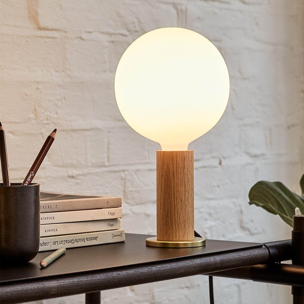 The Knuckle Small Desk Lamp