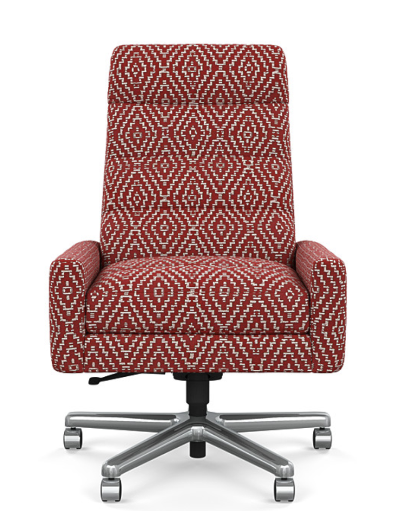 custom reclining desk chair